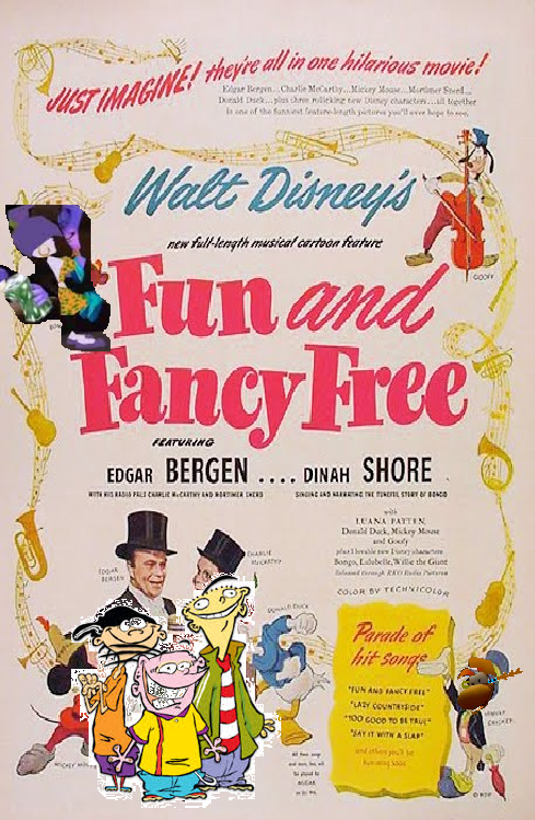 Fun and Fancy Free (My Version)