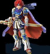 Roy smash bros