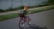 Scooter bike mtm
