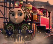Ashima's duck face 3