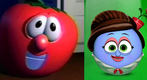 Bob the Tomato and Madame Blueberry