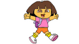 Dora the Explorer Again
