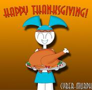 Jenny Wakeman's Thanksgiving