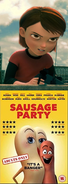 Penny Forrester Hates Sausage Party