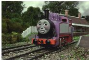 Rosie the Lavender Engine
