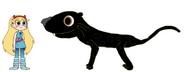 Star meets Black Jaguar