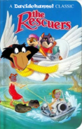 The Rescuers (Davidchannel's Version) 1992 VHS