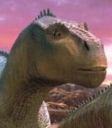 Aladar in Dinosaur