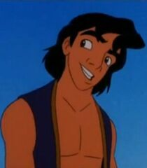 Aladdin in Aladdin and the King of Thieves.jpg