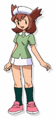 Bianca (Pokemon Heroes)