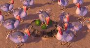 Dodos in Ice Age
