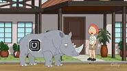 Family Guy Rhino