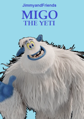 Migo the Yeti (Frosty the Snowman)