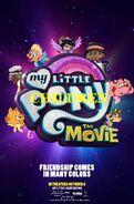 My Little Children The Movie (2017) Poster