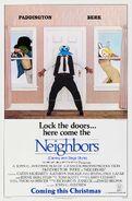 Neighbors (Disney and Sega Style) Poster