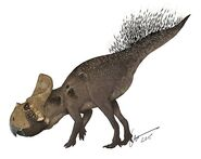 Protoceratops feathered