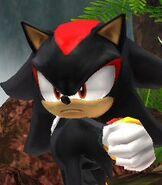 Shadow the Hedgehog in Super Smash Bros. Brawl