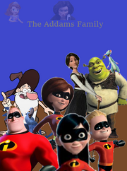 The Addams Family (2019, LUIS ALBERTO VIDEOS GALVAN PONCE Style) Poster.png