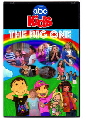 The Big One DVD Cover.png