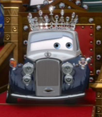 The Queen (Cars 2)