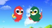Yoohoo And Friends Macaws