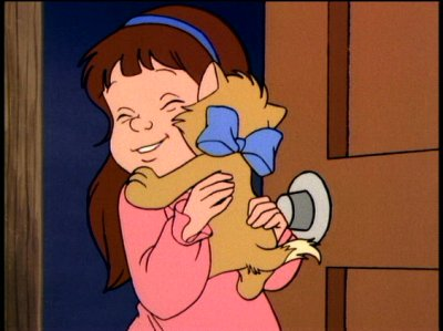 Mandy (Chip 'n' Dale Rescue Rangers)