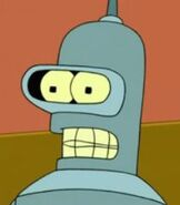 Bender Bending Rodríguez (TV Series)