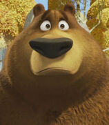 Boog in Open Season Scared Silly