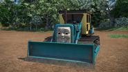 Brenda the Bulldozer