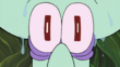 Close-up-of-Squidward's-eyes