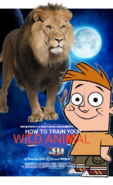 How to Train Your Wild Animal (NR1GLA Style) Poster