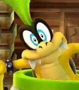 Iggy Koopa in Super Smash Bros. for Wii-U and 3DS