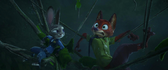 Judy and nick sees a tree comes down 1