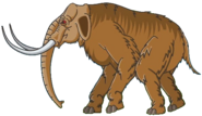 Mammoth Math vs Dinosaurs