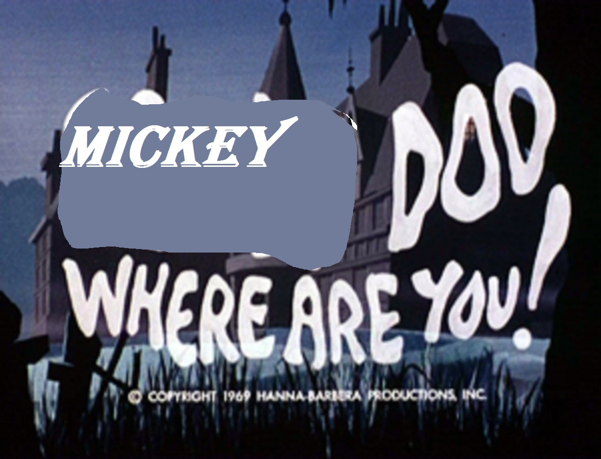 Mickey Mouse, Where Are You!