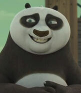 Po in Kung Fu Panda- Legends of Awesomeness