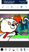 Polar Bear and Striped Skunk Stanley and Dennis