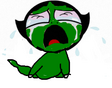 Baby Iguanodon Buttercup Crying