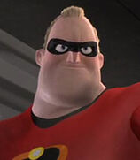 Bob Parr in The Incredibles