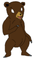 Butch the Grizzly Bear