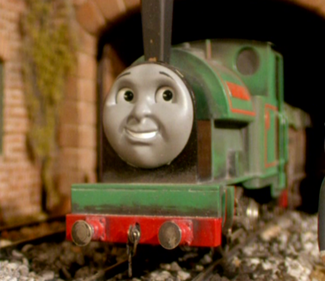 Percy and the Lavender Engine (1955)