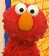 Elmo in Drums