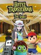 Hotel Transylvania (Gabriel Adam Pictures Style) TV Poster