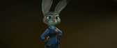 Judy sees a giant computer desk 2