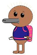 Kenai Hidna (baby carrier) (sabers)