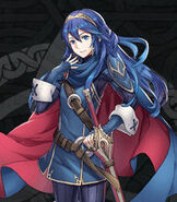 Lucina in Fire Emblem Heroes