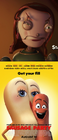 Lydia Copperbottom Hates Sausage Party