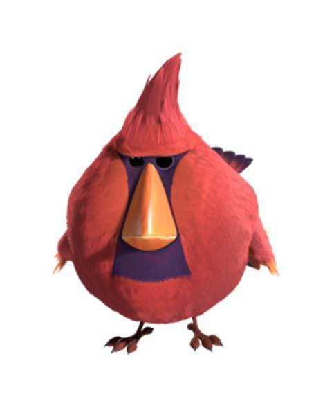 Cardinal (The Nut Job)