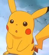 Pikachu in Pokemon Destiny Deoxys