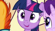 Twilight surprised by Star Swirl's praise S7E26